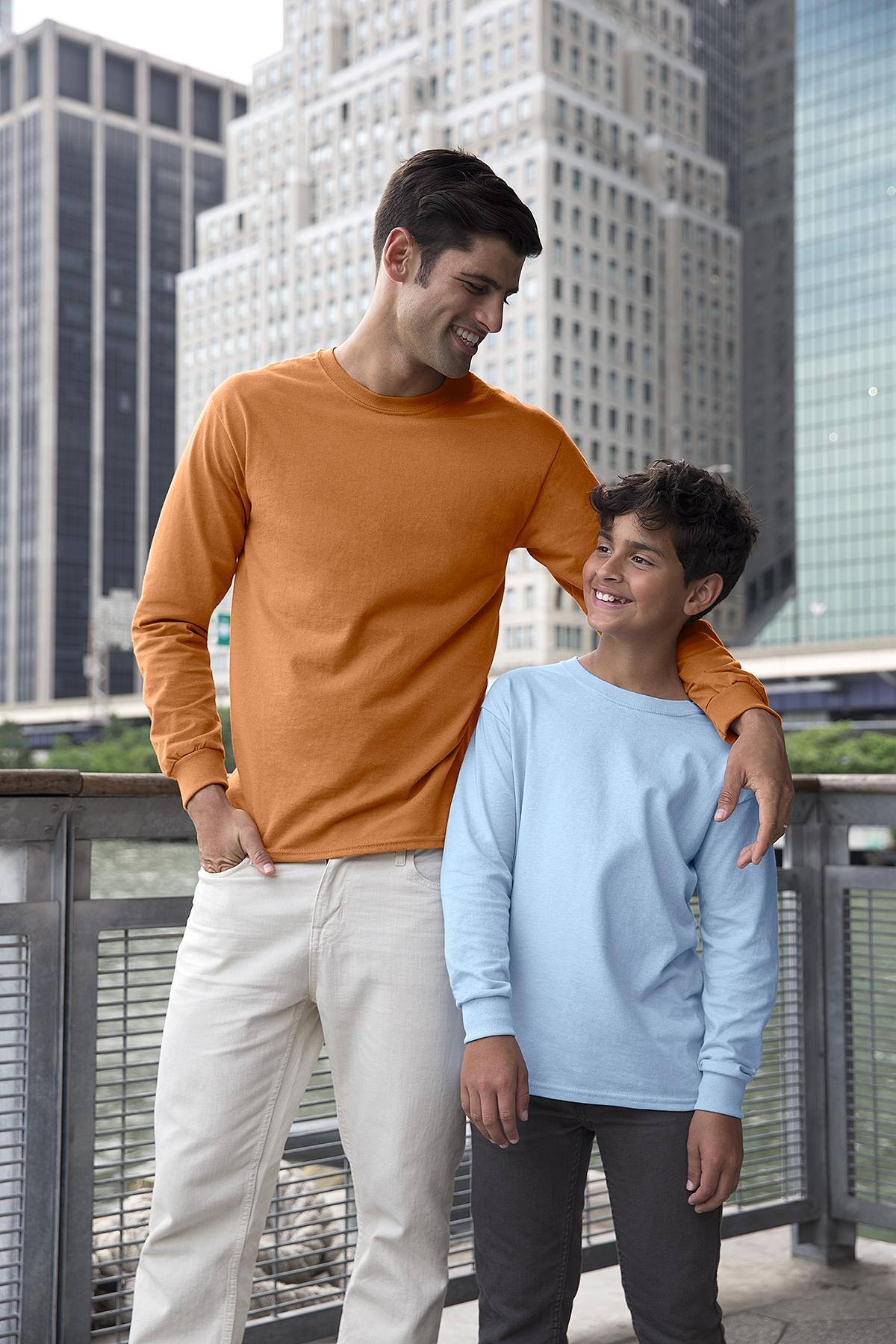 Gildan Ultra Cotton Long Sleeve