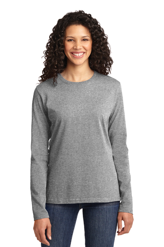 Port & Company Long Sleeve Core Cotton image