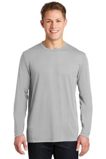 Sport-Tek long Sleeve Cotton Touch image